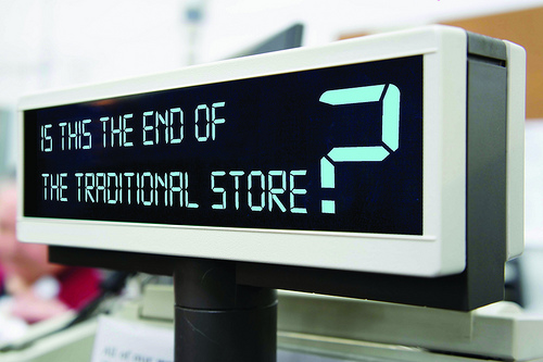 Is ecommerce the end of the traditional store?