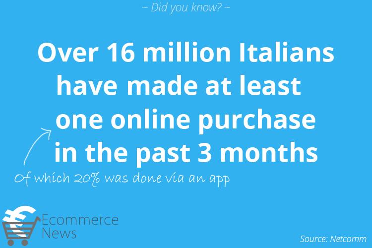 Italian ecommerce 2014