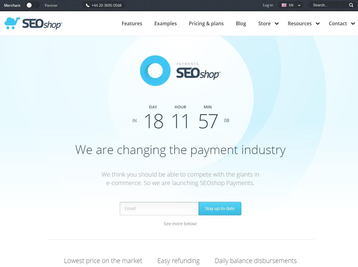 SEOshop Payments