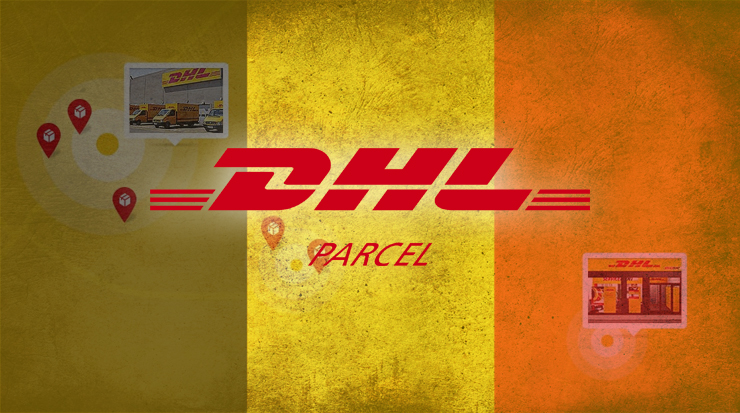 DHL Parcel launched in Belgium