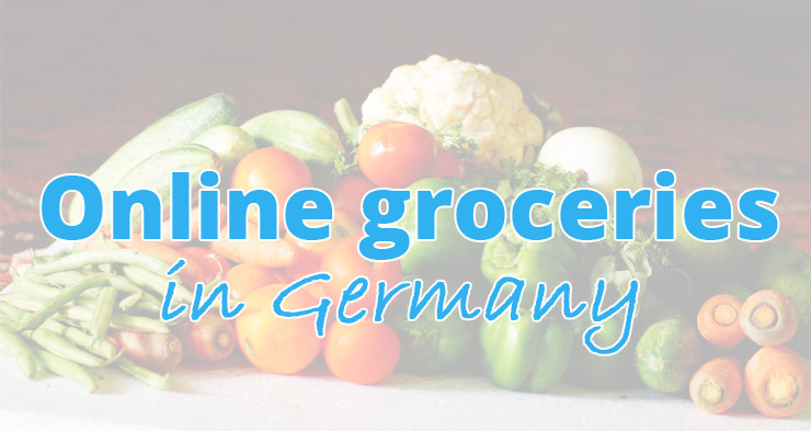 Online groceries in Germany