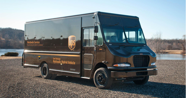 UPS opens three new logistics facility centers in Europe