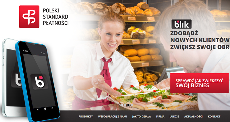 Polish banks launch mobile payments solution Blik
