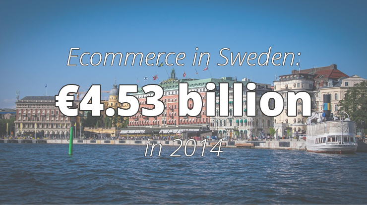Ecommerce in Sweden 2014
