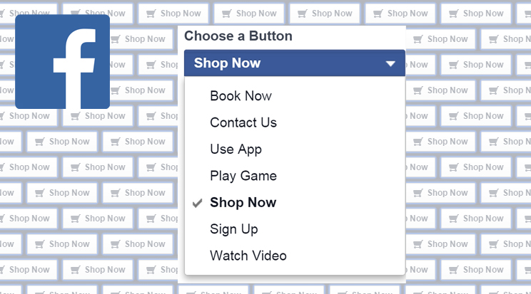 "Facebook introduces ""Shop Now"" button in Europe"
