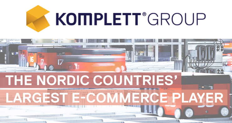 Norwegian Komplett invests in online groceries and marketplace