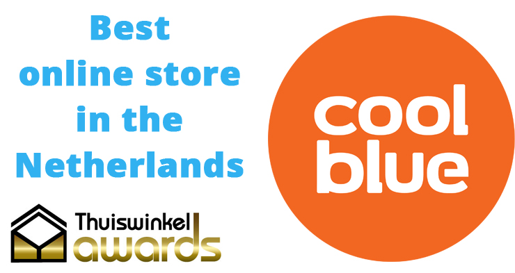 Coolblue best online store in the Netherlands