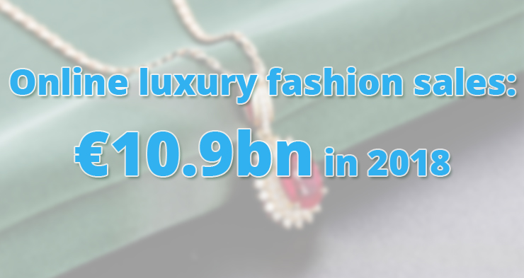 Online luxury fashion