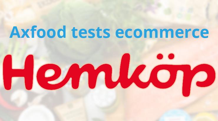 Axfood Hemköp online grocery store
