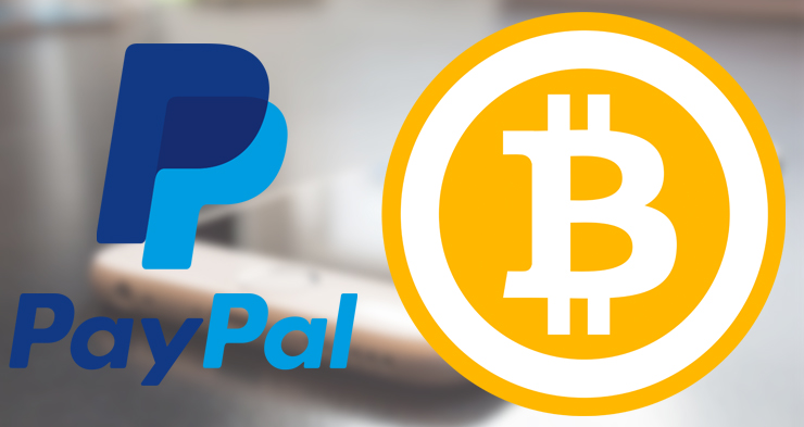 Paypal and eBay accept bitcoin