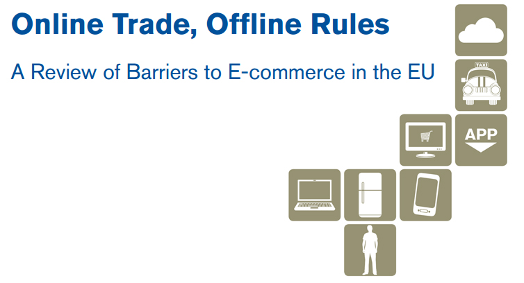A review of barriers to ecommerce in Europe