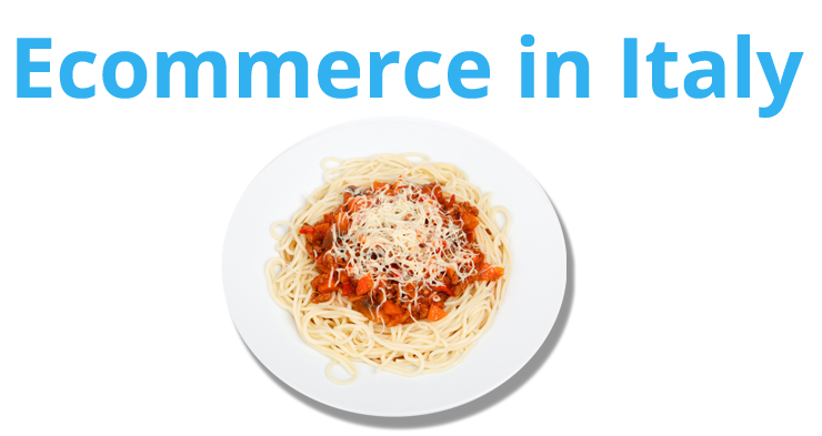 Ecommerce in Italy consists of 16.9 million online shoppers