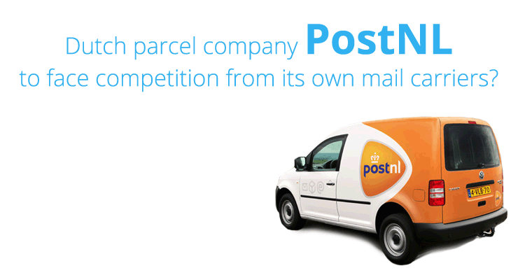 Dutch mail carriers unite to compete with PostNL