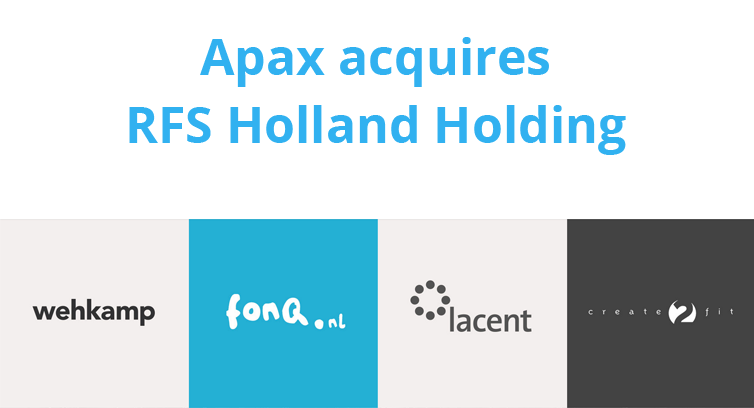 PE firm Apax acquires Dutch retailers Wehkamp and Fonq