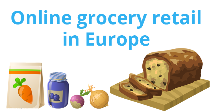 Online grocery retail in Europe