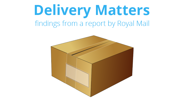 Royal Mail report: Delivery Matters