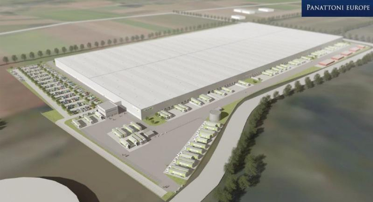 Jago will have the largest logistics facility in Germany