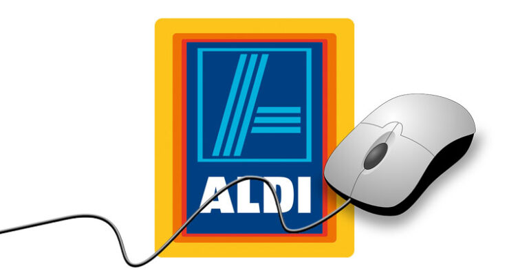 Aldi launches online store