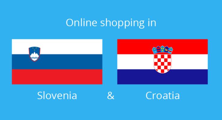 The online shopping behavior in Slovenia and Croatia