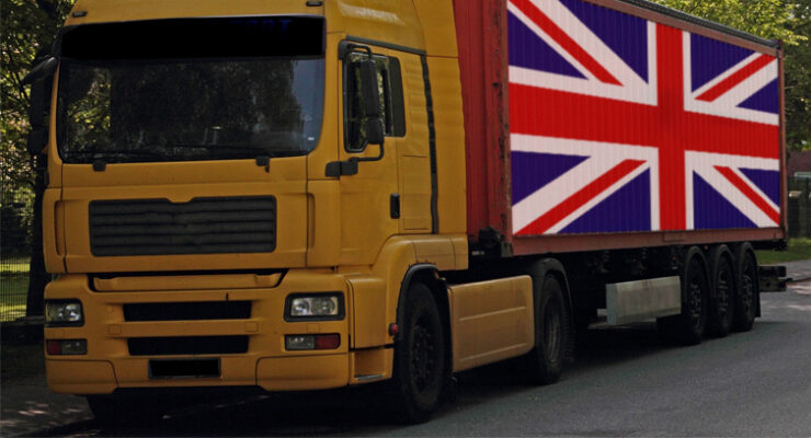 Driver shortage in the UK could slow down online deliveries