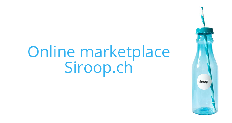 Online marketplace Siroop.ch