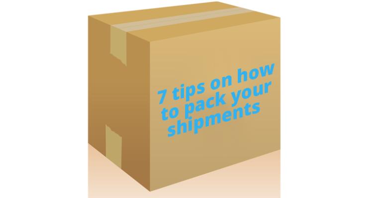 Packaging tips