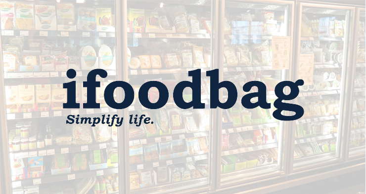 iFoodbag protects frozen food for up to 24 hours