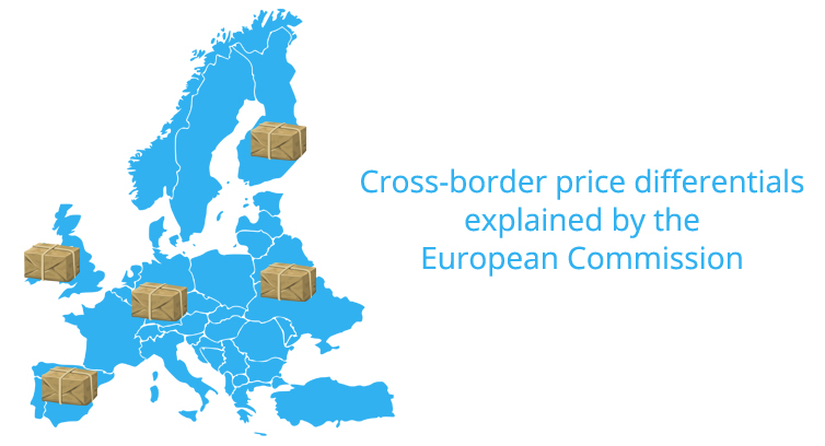 Cross-border parcel prices 471% higher than domestic ones