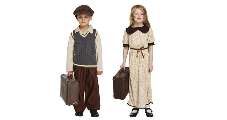 Refugee costumes