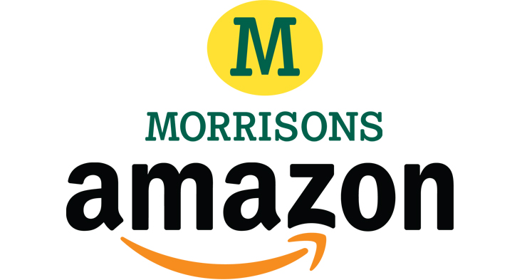 Morrisons partners with Amazon
