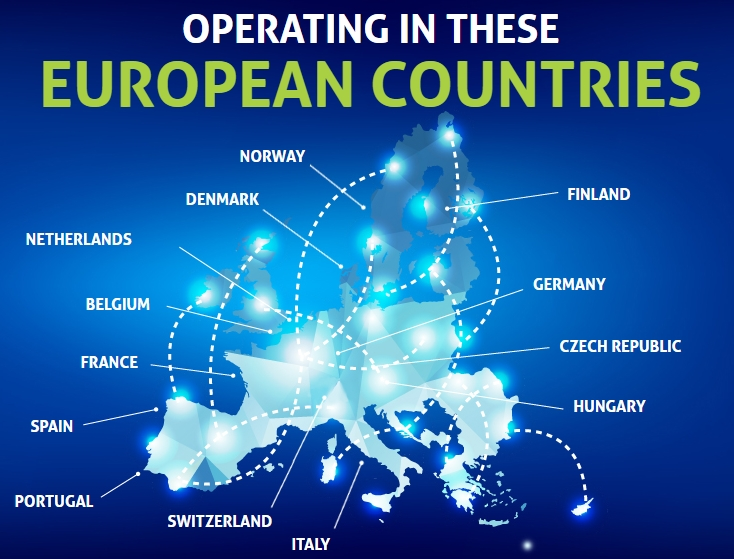 Ecommerce Europe Trustmark countries