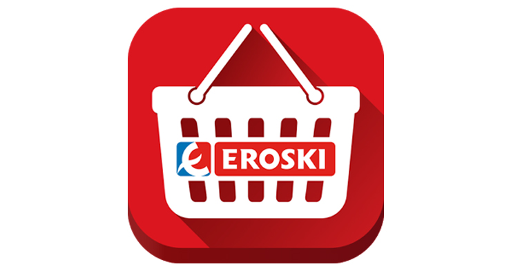 Spanish supermarket Eroski's app successfully launched