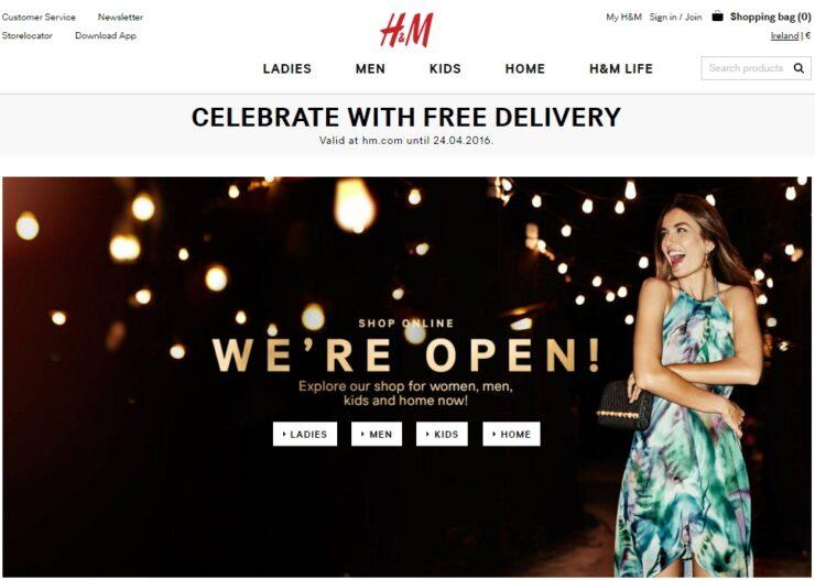H&M Ireland
