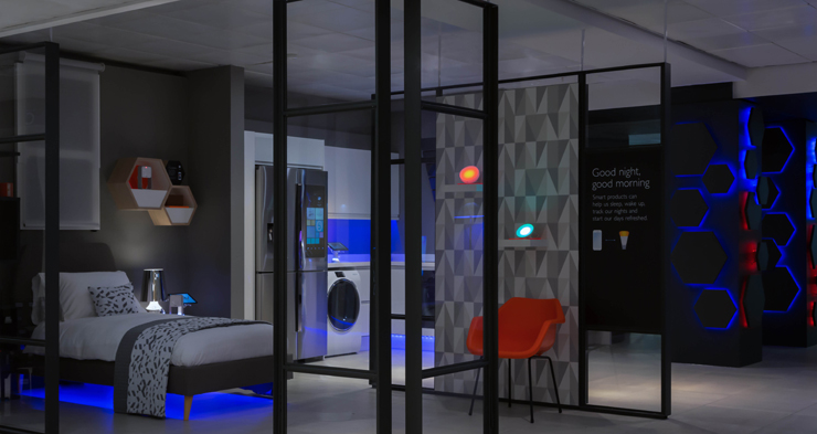 John Lewis launches smart home department