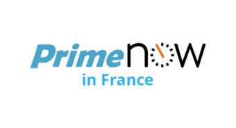 Amazon Prime Now in France