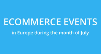 Ecommerce Events in Europe in July