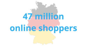47 million online shoppers in Germany