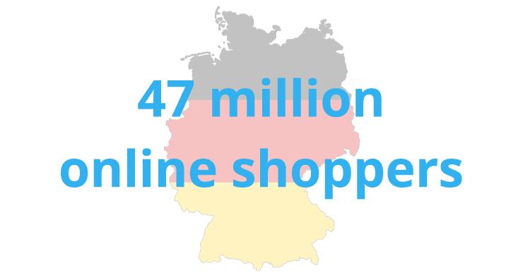 47 million Germans shopped online in 2015