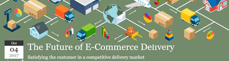 The Future of E-Commerce Delivery