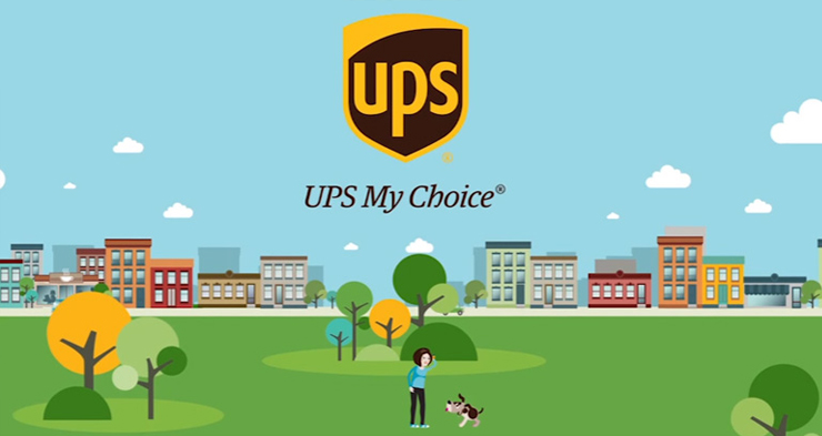 UPS My Choice has 2 million users in Europe