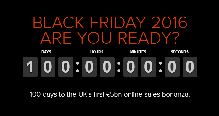 Are you ready for Black Friday 2016?