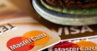 Card as payment method online