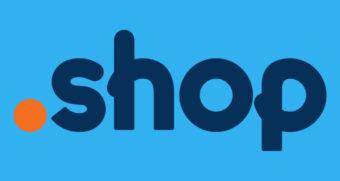 .shop TLD (top level domain)