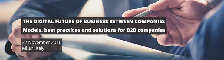The digital future of B2B