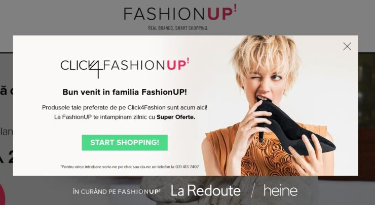 FashionUP - Click4Fashion