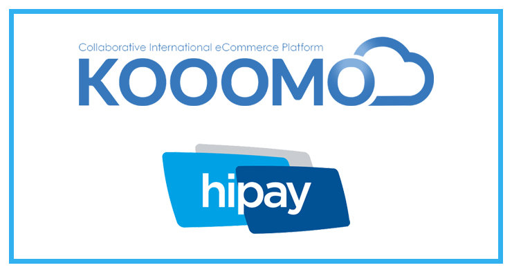 Ecommerce platform Kooomo partners with HiPay