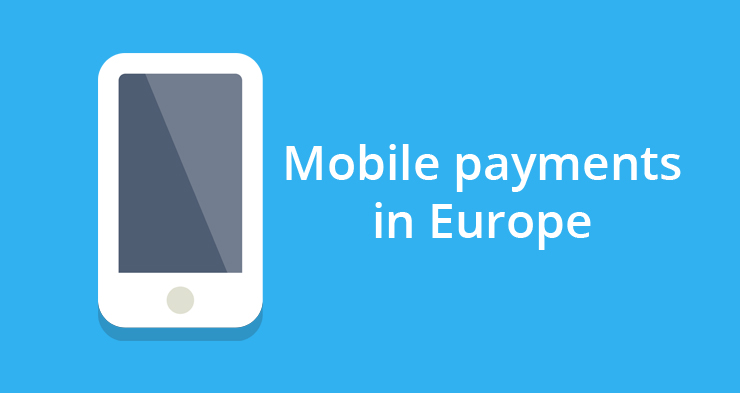 54% of Europeans regularly make mobile payments