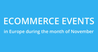 November: ecommerce events in Europe