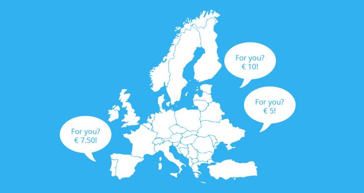 Europe forbids unjustified geo-blocking by online retailers