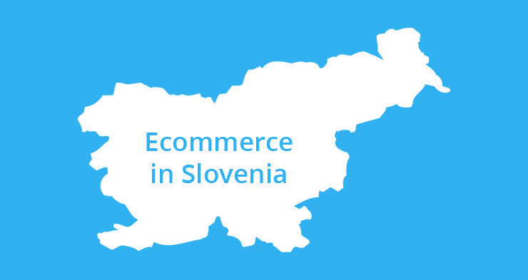 Ecommerce in Slovenia is growing fast